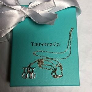 Tiffany & Co. Authentic Rare Necklace TRY GOD